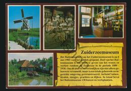 Zuiderzeemuseum  [Z34-0.909  - Gelopen Met Postzegel - Unclassified