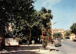 DRAGUIGNAN - Boulevard Georges Clémenceau - Automobile - Draguignan