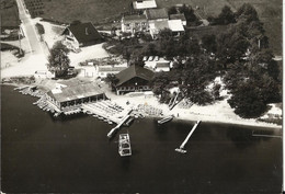 Lac De Bambois - Vue Aérienne De La Plage - Fosses-la-Ville - Fosses-la-Ville