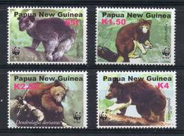 Papua New Guinea - 2003 - Endangered Species/Tree Kangaroos - MNH - Papua-Neuguinea