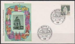 BRD FDC 1966 Nr.497  Osthofentor, Soest (d 4530) Günstige Versandkosten - [7] Repubblica Federale