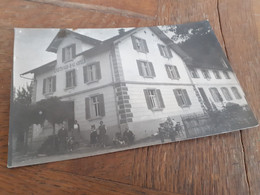 GASTHAUS BAD NOFELS - NOFLER BAEDLE - FELDKIRCH - OESTERREICH - 1926 - Nach JENBACH Im TIROL - Lugares