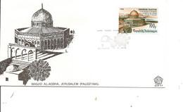 Mosquées ( FDC D'Indonésie De 1978 à Voir) - Mezquitas Y Sinagogas