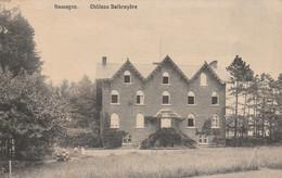 Nassogne  , Château  Delbruyère - Nassogne