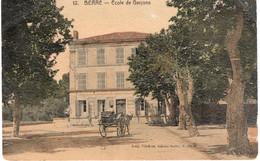 13- BERRE L'ETANG -ECOLE DE GARCONS - Other Municipalities