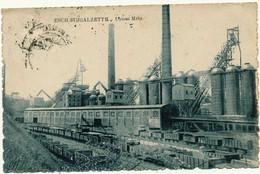 ESCH SUR ALZETTE - Usines Metz - Esch-Alzette