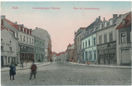 ESCH SUR ALZETTE - Rue De Luxembourg - Esch-Alzette