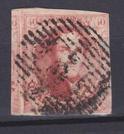 N° 8 Margé Voisins  Second Choix - 1851-1857 Medallions (6/8)