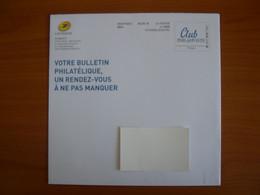 Enveloppe La Poste  215x214  Montimbramoi Monde 250g Club Philaposte - PAP:  Varia (1995-...)