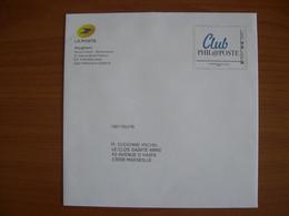 Enveloppe La Poste  165x165  Montimbramoi Monde 250g Club Philaposte - PAP:  Varia (1995-...)
