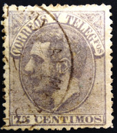 ESPAGNE                      N° 195                 OBLITERE - Usati