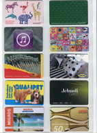 Gift Card Switzerland 30 Cards - Gift Cards