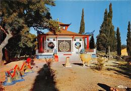FREJUS - La Pagode Bouddhique - Frejus