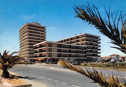 FREJUS-PLAGE - Immeuble Le Méditerranée - Frejus