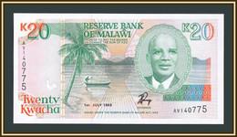 Malawi 20 Kwacha 1993 P-27 UNC - Malawi