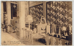 BRUGES - Un Salon De La Maison Japonaise - 18 Grand'Place - Brugge