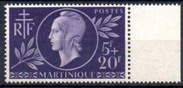 Martinique: Yvert N° 198** - Unused Stamps