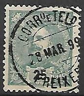 PORTUGAL    -    1895  .  Y&T N° 130 Oblitéré. - 1892-1898 : D.Carlos I