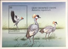 Antigua 1997 Crane Birds Minisheet MNH - Zonder Classificatie