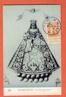 217 P - Hal-Halle - Souvenir De Hal La Vierge Miraculeuse 1912 - Obl Halle Sur 108 Vers Bruxelles - Collection SBP - Halle