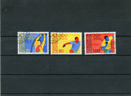 LIECHTENSTEIN Sport 1984 CTO. - Ohne Zuordnung