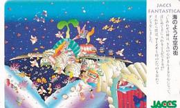 JAPAN - Cartoon, Jaccs Fantastica(110-007), Used - Comics