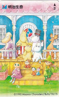 JAPAN - Cartoon, Moomin Characters(110-011), Used - Comics