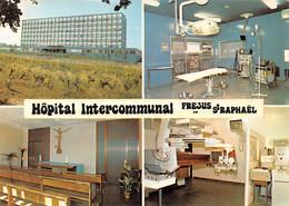 FREJUS - SAINT-RAPHAËL - L'hôpital Intercommunal - Salle D'opération, De Radiographie - Frejus