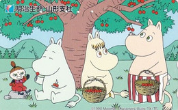 JAPAN - Cartoon, Moomin Characters(110-016), Used - Comics