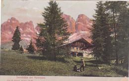 948/ Italie, Sennhütte Am Karerpass, Joh Amonn, Bosen - Zonder Classificatie