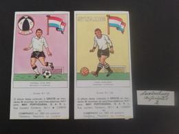 Football Club Aris Et Stade Dudelange - CROMO CHICLES MAY - Saison 1969/70 - Luxembourg - Sonstige