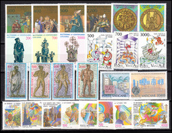 907-936 Vatikan-Jahrgang 1987 Komplett, Postfrisch - Unclassified