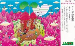 JAPAN - Cartoon, Jaccs Fantastica(110-011), Used - Comics