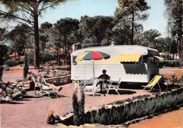 FREJUS - Camping Du Domaine Du Pin De La Legue - Caravane - Frejus