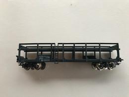 JOUEF 654 - Wagon Porte Autos 504496 - Goods Waggons (wagons)
