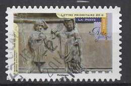 FRANCE 2013 Oblitéré - Art Gothique 2 Cachet Rond - KlebeBriefmarken