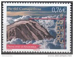 Andorre Français 2013 Yvert 769 Neuf ** Cote (2017) 1.50 Euro Pic De Comapedrosa - French Andorra