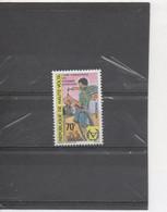 HAUTE-VOLTA  - Handicap - Handicapés - Année Internationale Des Personnes Handicapées - Sculpteur Sur Bois - Santé - - Upper Volta (1958-1984)