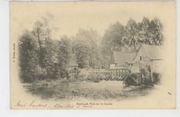 Moulin De WAIL Sur La Canche - Edit. Herbay à HESDIN - Francia