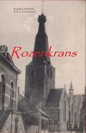 Baarle-Hertog Baerle-hertog Kerk En Gemeentehuis ZELDZAAM Antwerpen (In Zeer Goede Staat) - Baarle-Hertog