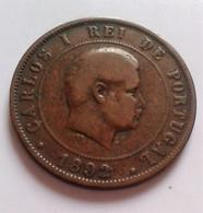 PORTUGAL 20 REIS 1892 (B15 04) - Portugal