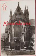 Aalst Fotokaart Sint St. Martens Kerk (Kreukje) - Aalst