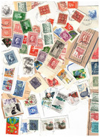 Norvège 65 Used Stamps - Norwegen