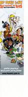 Marque Page Stedo Yakari Lucky Luke Cubitus Nabuchodinosaure Pompiers - Otros