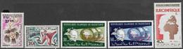 Mauritania   1974-5   Sc#309-10, 321-2, 331   Sets  MNH    2016 Scott Value $10.70 - Mauritanie (1960-...)