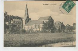 WIZERNES - L'Eglise - Francia