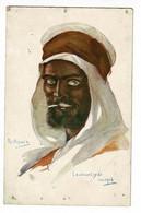 Carte Illustrée Em Dupuis - Nos Poilus - Lombmert Cyde Nov 1914, Soldat Hindou - Pas Circulé, Cp En Mauvais état - Dupuis, Emile