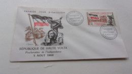 HAUTE VOLTA (1960) INDEPENDANCE - Upper Volta (1958-1984)