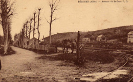 BEZENET AVENUE DE LA GARE - France