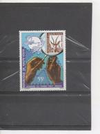 HAUTE-VOLTA  - Journée Du Timbre - Philatélie - Collection - Timbre Sur Timbre - Mains Et Pince Philatélique - - Upper Volta (1958-1984)